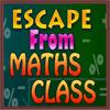 Escape from Maths Class