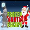 Frozen Santa Escape