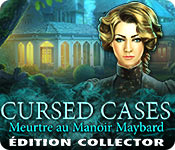 Cursed Cases: Meurtre au Manoir Maybard
