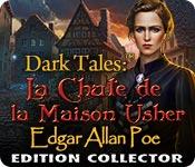 Dark Tales: La Chute de la Maison Usher d'Edgar Allan Poe