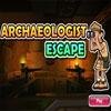Archaeologist escape