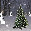 Christmas tree escape