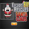 Escape elf rescues Santa Claus