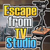 Escape from TV studio