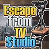 Escape from TV studio