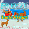Freeze Santa Escape