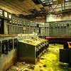 Abandoned power plant escape