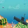 Mystical submarine treasure adventure