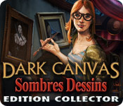 Dark Canvas: Sombres Dessins