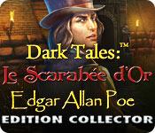 Dark Tales: Le Scarabée d'Or Edgar Allan Poe